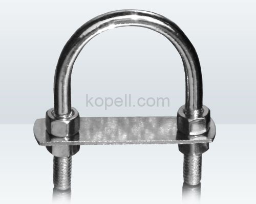 Zinc Plated U-Bolts