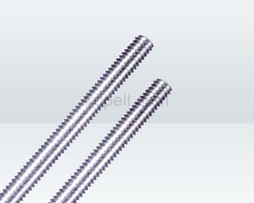 Zinc Plated Steel Threaded Rods
